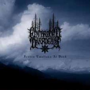 Enthroned Darkness - Frozen Emotions at Dusk cover art