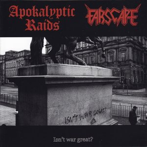 Apokalyptic Raids - Isn't War Great? cover art