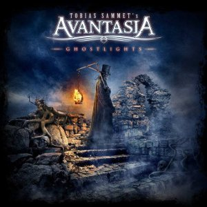 Avantasia - Ghostlights cover art