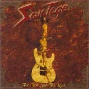 Savatage - The Best and the Rest cover art