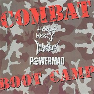 Have Mercy / Powermad - Combat Boot Camp cover art