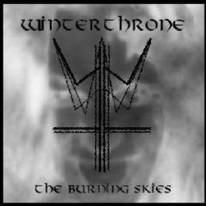 Winterthrone - The Burning Skies cover art