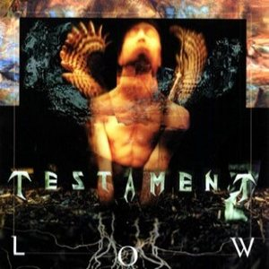 Testament - Low cover art