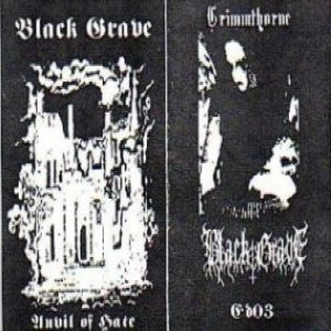 Black Grave - Anvil of Hate cover art