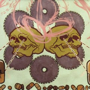 Agoraphobic Nosebleed - Frozen Corpse Stuffed With Dope cover art