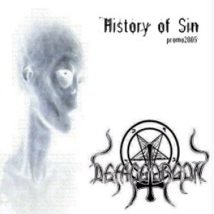 Demogorgon - History of Sin cover art