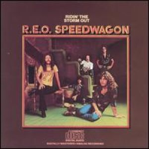 REO Speedwagon - Ridin' the Storm Out cover art