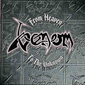Venom - From Heaven to the Unknown cover art