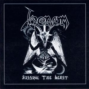 Venom - Kissing the Beast cover art
