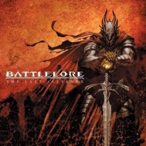 Battlelore - The Last Alliance cover art