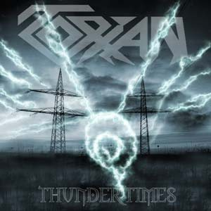 Torian - Thunder Times cover art