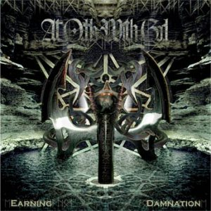 At Odds with God - Earning Damnation cover art