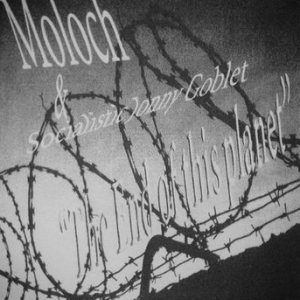 Moloch - The End of This Planet cover art