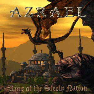 Azrael - King of the Steely Nation cover art