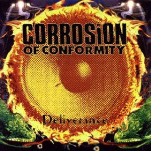 Corrosion of Conformity - Deliverance cover art