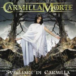 Carmilla Morte - Svegliare di Carmilla cover art