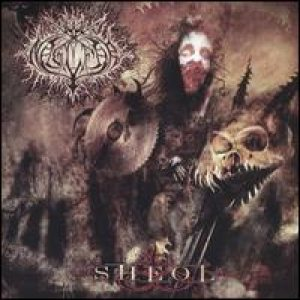 Naglfar - Sheol cover art