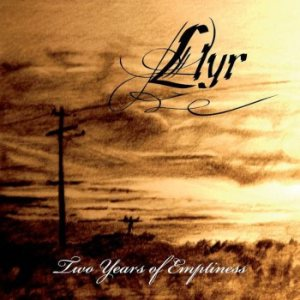 Llyr - 2 Years of Emptiness cover art