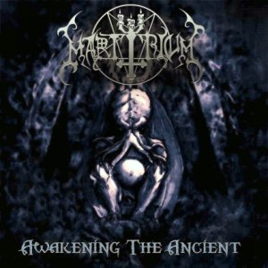 Martyrium - Awakening the Ancient cover art