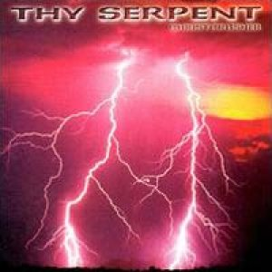 Thy Serpent - Christcrusher cover art