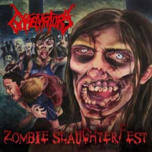 Gorematory - Zombie Slaughterfest cover art