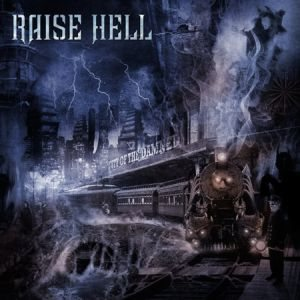 Raise Hell - City of the Damned cover art