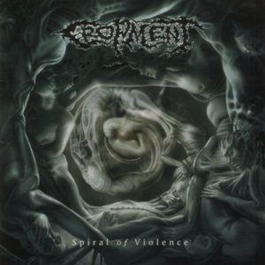 Cropment - Spiral of Violence cover art