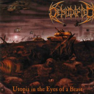 Debodified - Utopia in the Eyes of a Beast cover art