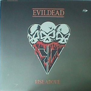 Evildead - Rise Above cover art
