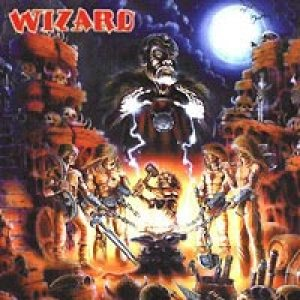 Wizard - Bound By Metal cover art