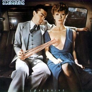 Scorpions - Lovedrive cover art