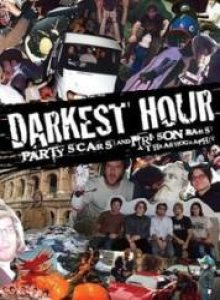 Darkest Hour - Party Scars and Prison Bars cover art