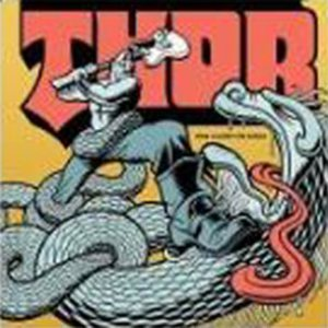 Thor - Thor Against the World cover art