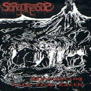 Sanguineous - Expurgating Life from Earth cover art