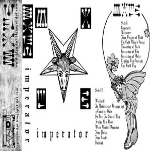 Wold - Imperator cover art