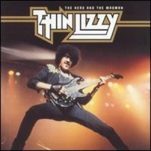 Thin Lizzy - Hero & the Madman cover art