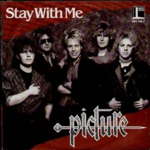 Picture - Stay With Me / Theme From Stay With Me cover art