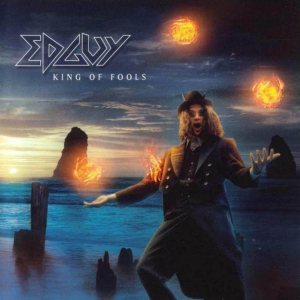 Edguy - King of Fools cover art