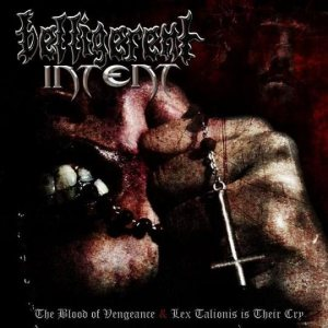 Belligerent Intent - The Blood of Vengeance cover art