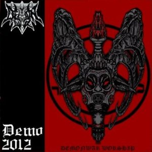 Demon War - Demo 2012 cover art