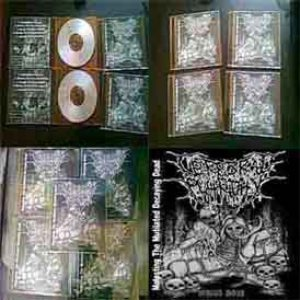 Cerebral Putridity - Molesting the Mutilated Decaying Dead