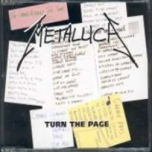 Metallica - Turn the Page cover art