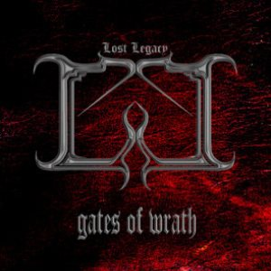 Lost Legacy - Gates of Wrath cover art