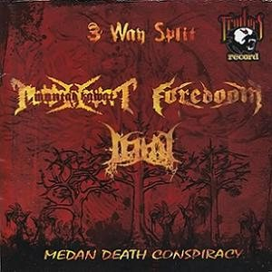 Muntah Kawat - 3 Way Split - Medan Death Conspiracy