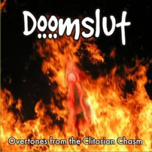 Doomslut - Overtones from the Clitorian Chasm cover art