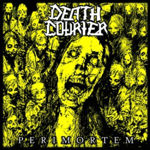 Death Courier - Perimortem cover art