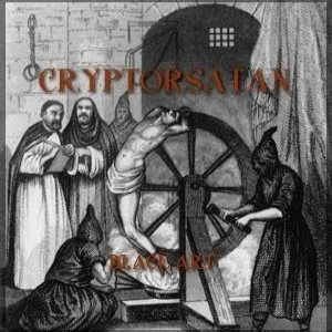 Cryptorsatan - Black Art cover art