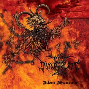 Dying Blaze - Attera Obscurum cover art