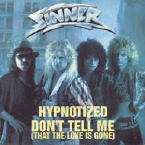Sinner - Hypnotized cover art