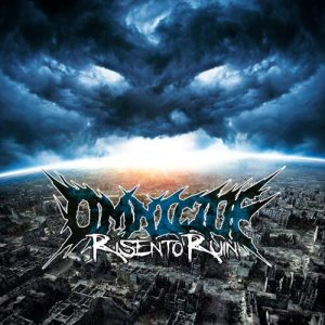 Omnicide - Risen to Ruin cover art
